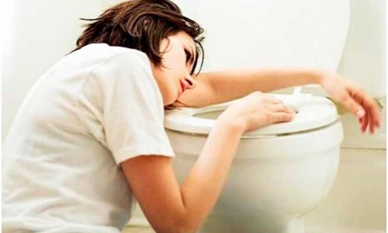 Как избавится от токсикоза