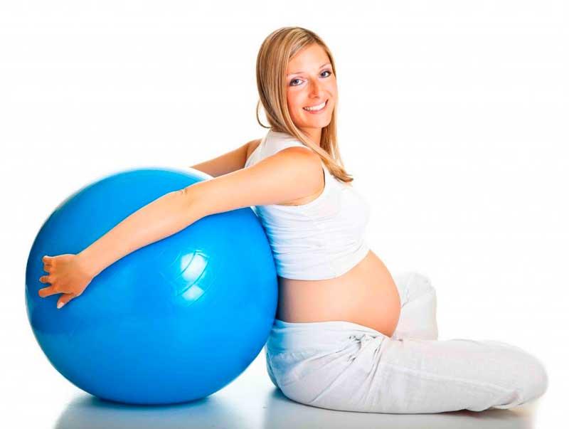 Йога-для-беременных