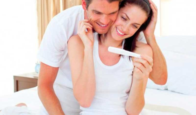 Удачное зачатие ребенка.  5 верных советов