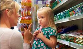 Как успокоить ребенка в магазине