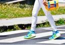Обувь для активных людей – сникерсы. С чем носить?