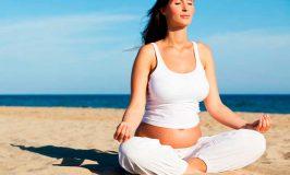 Йога для беременных