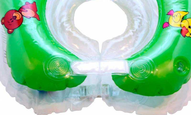 Круги для купания — правила выбора и противопоказания
