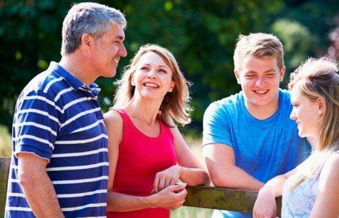 Знакомство с родителями парня — 7 секретов хорошего впечатления
